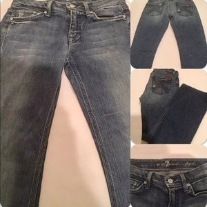 7 for all mankind Flint Denim sz25